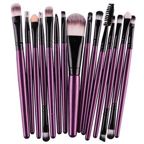 The Essential Brush Collection - purple