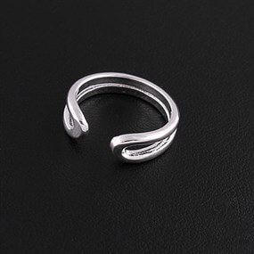 Simple and Elegant Toe Ring