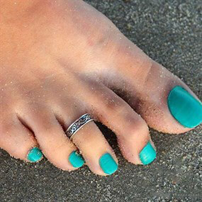 Great Design -  Toe Ring