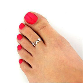 Toe Ring Love