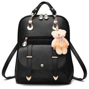 Backpack with Teddy Bear