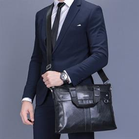 Business bag - black