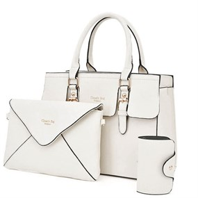 FREE - Elegant 3 Pcs Bag Set