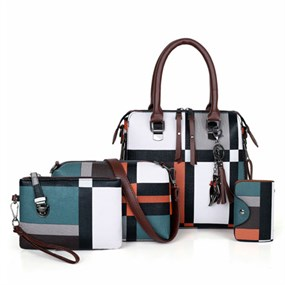 Eccentric Bag Set - 4 Pcs